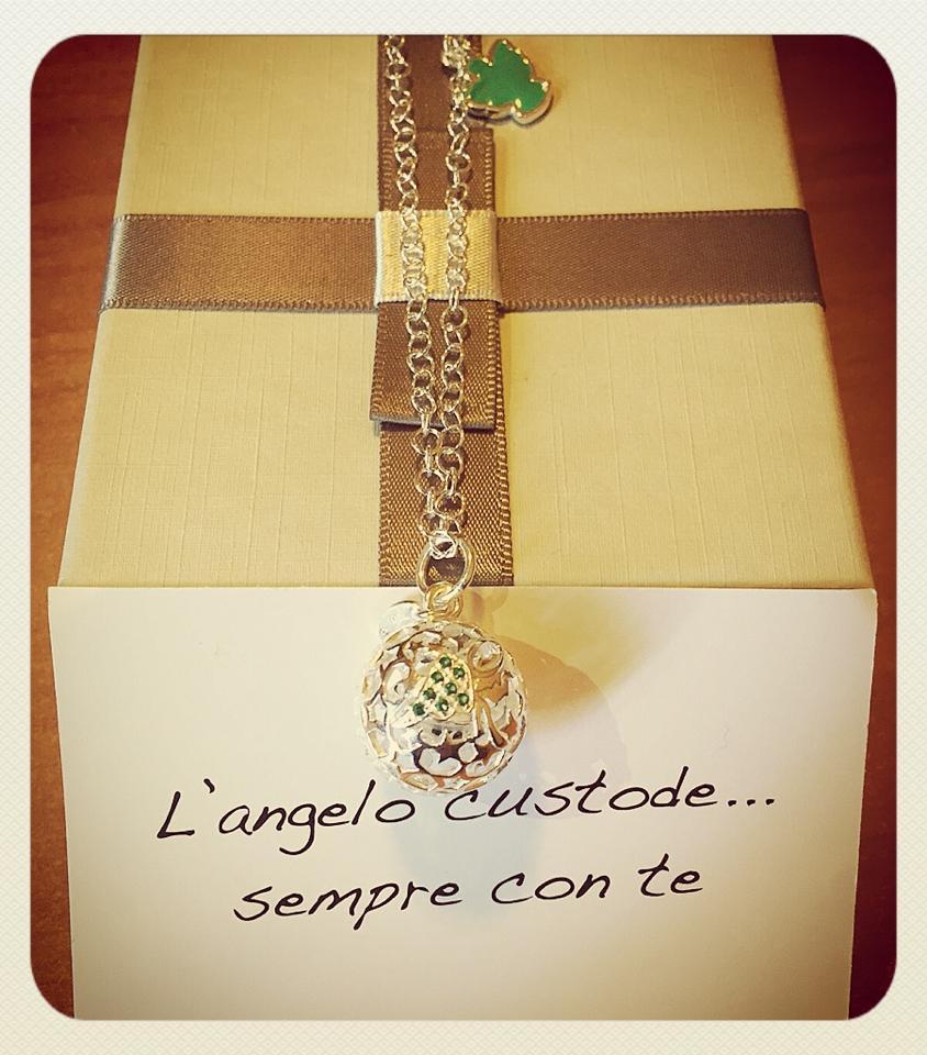 Collezione Luxury  con Angelo Custode Sempre con te ....